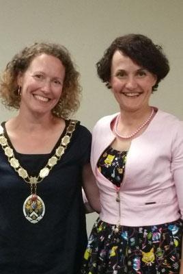 Maires : Kate Bielby & Ewa Przybyło