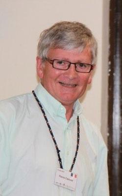 Pierre Cadoret - président du Comité de Jumelage