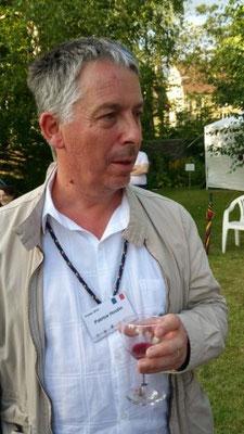 Patrice Houtin - maire adjoint d'Azé