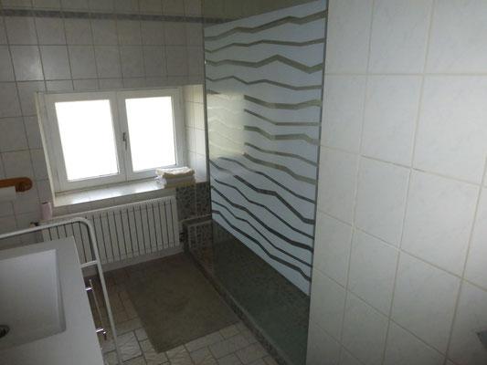 Salle de bain gîte de France L'Ecole