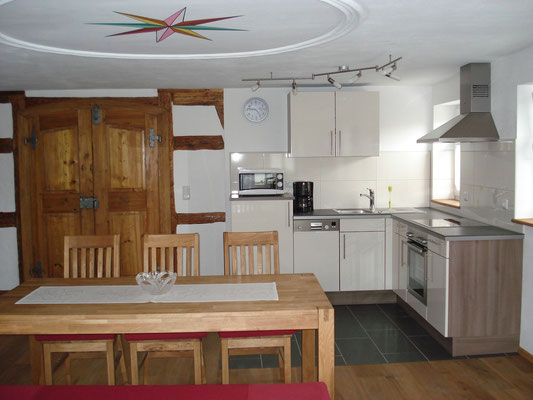 Küche - Saal