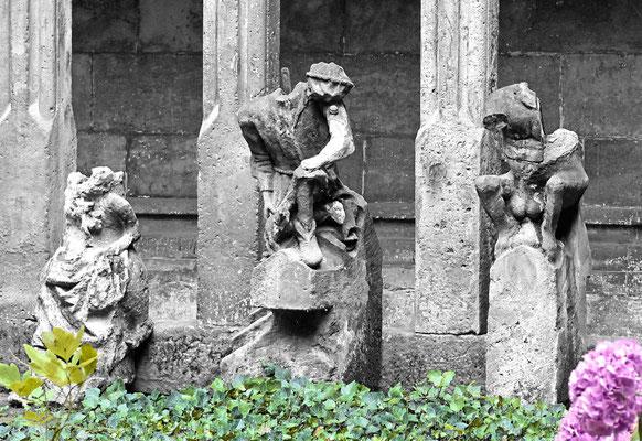 Kopfloses Vermächtnis (Hochstiftdom Meissen), hochw. Fotoabzug 32x22 cm (limitierte Auflage) 95,- €