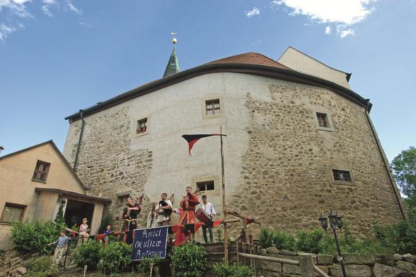 Burg Wildenau Mittelalterfest