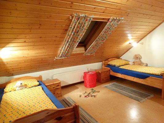 Ferienwohnung Hofblick - Kinderzimmer