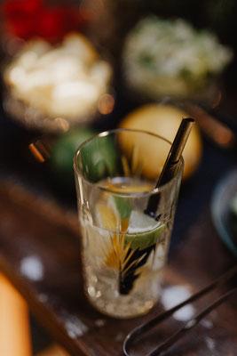 Gin Tonic Hochzeit