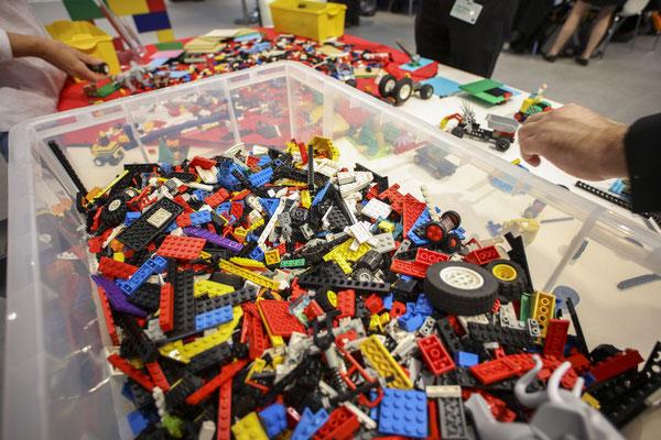 Mit freundlicher Erlaubnis der DSAG (copyright), LSP, Lego Serious Play