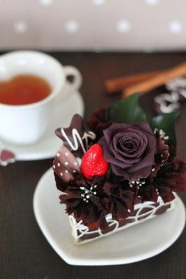 Chocolate Sweet チョコレートケーキをイメージ
