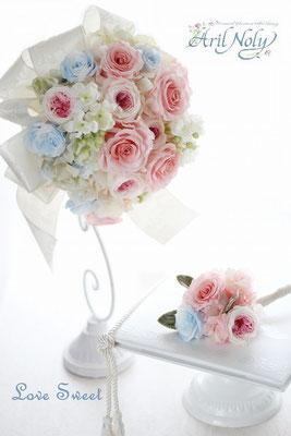 Love Sweet -挙式用ブーケー