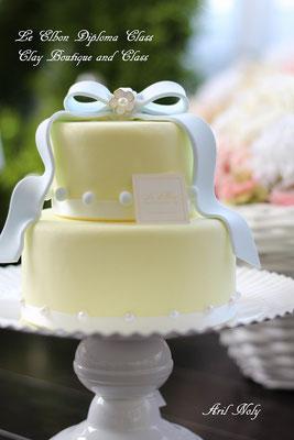 2段ケーキ