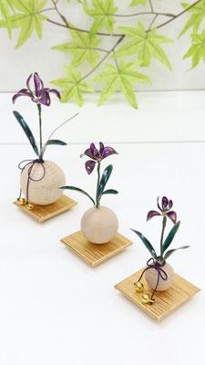 菖蒲の飾り