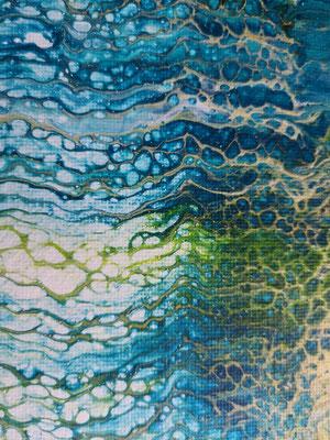 Kurs: Flüssigacryl-Malerei