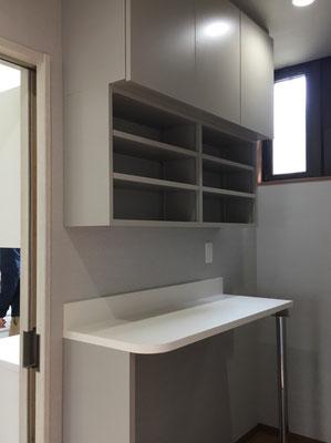診察室 収納棚