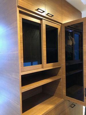 カップボード キッチン キッチン収納棚