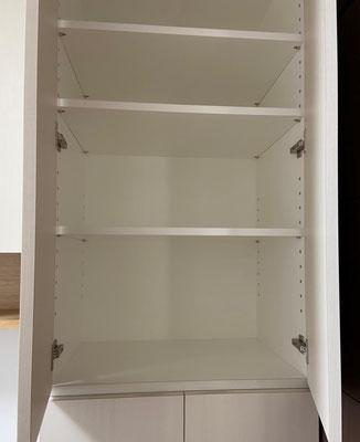 収納棚 可動棚 造り付け家具