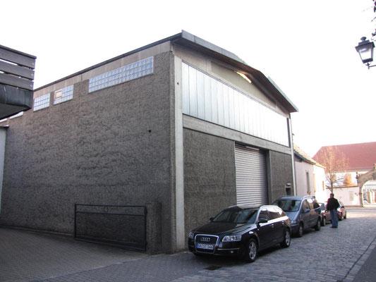 Baunach Lagerhalle