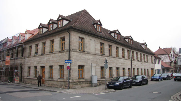 Erlangen Denkmal MFH