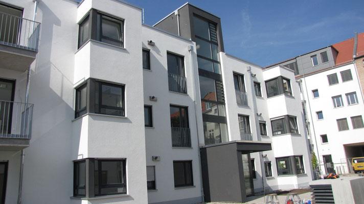 Erlangen Sondereigentum Neubau ETW