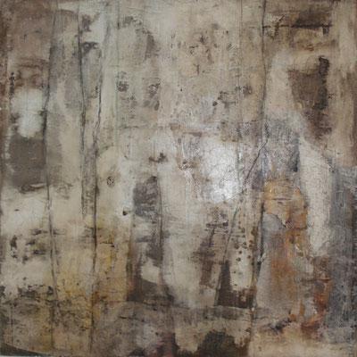 Marmormehl - Naturpigmente 70 x 70 cm
