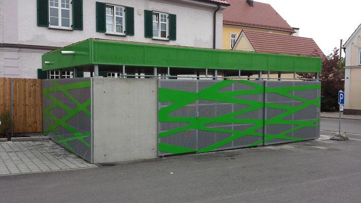Nebengebäude VG Thannhausen