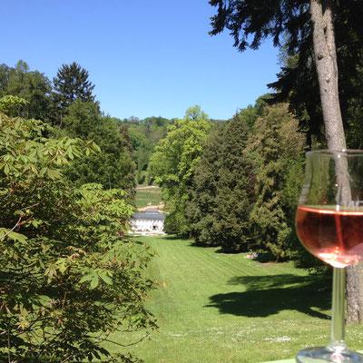 Das Fürstenlager war die Sommerresidenz von Ludwig X. und ist heute ein beliebtes Ausflugsziel. (©odenwaldlust.de)