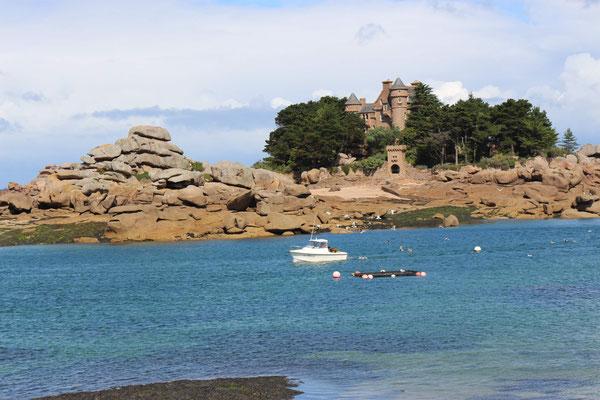 Granit Rose in der Bretagne