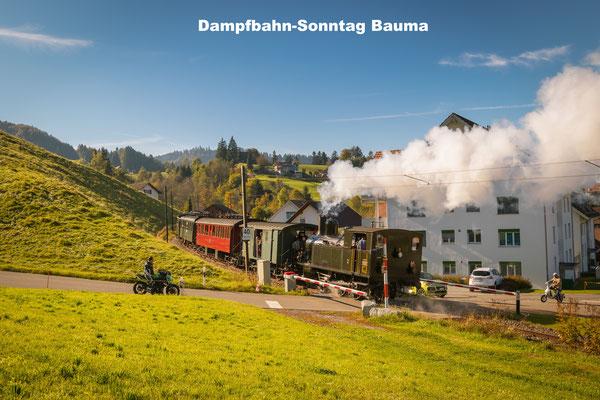 Dampfbahn Bauma
