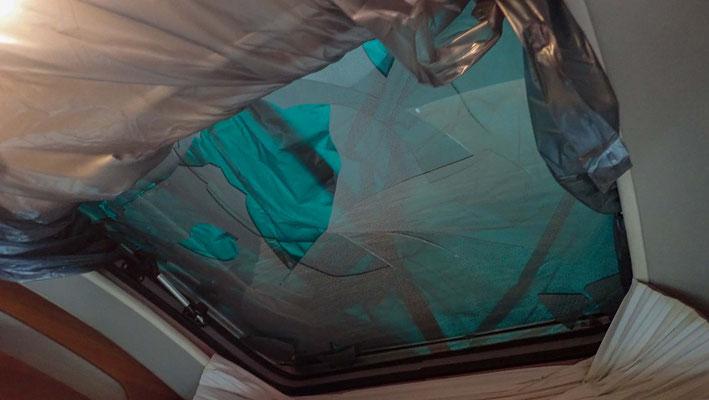 Fahrersitz-Dachfenster