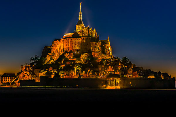 Le Mont Saint Michel   (Sept. 2019)