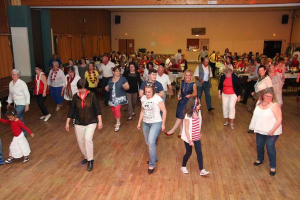 danse franco-allemande