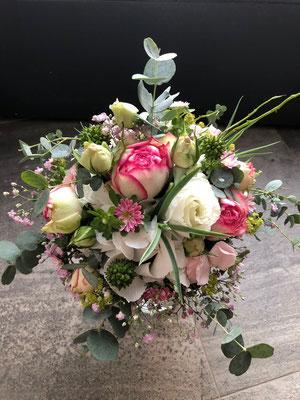 Hochzeitsfloristik - Brautstrauß gross