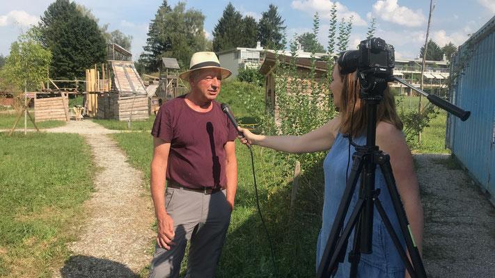 Interview mit Peter Leuch, Vize-Präsident vom PLATZ Winterthur