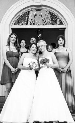 Hochzeitsgesellschaft in München