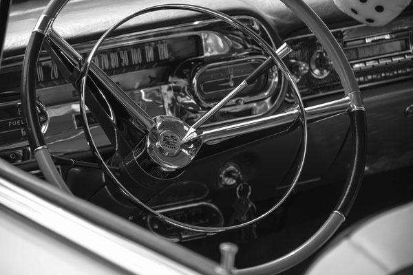 US Car Cadillac, Hochzeitsfotograf München