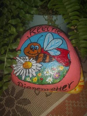 Bienenmalerei