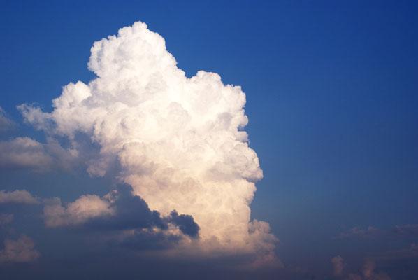 Wolken im Licht 1
