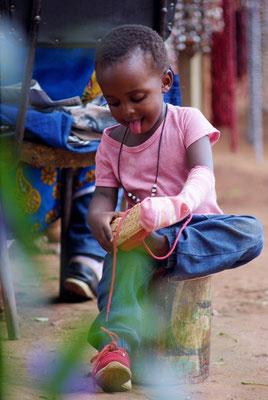 Kind Südafrika, 2017