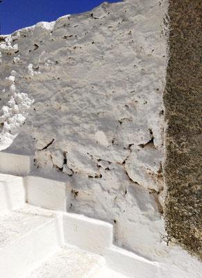 Detail Treppe Griechenland 2018
