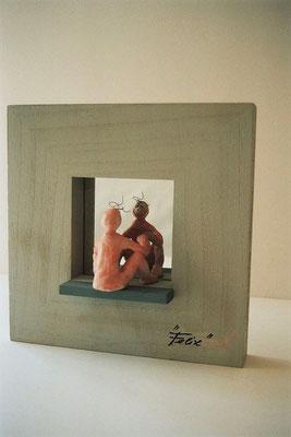 """Serie Spiegelbilder: """"Reflexion"""""""