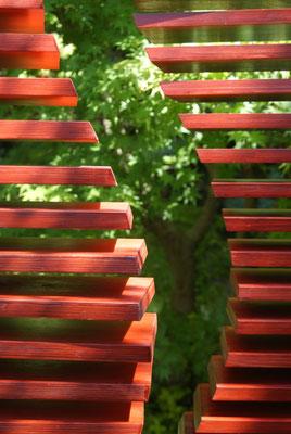 "Details Gartenskulptur "" Beloved"""