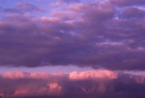Wolken im Licht 2