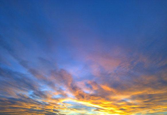 Wolken im Licht 6