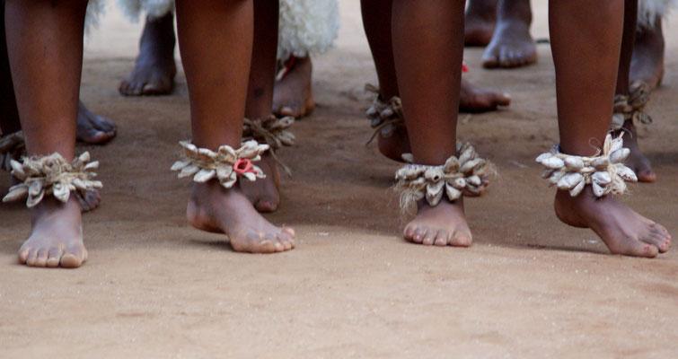 Tänzer, Swaziland, 2017