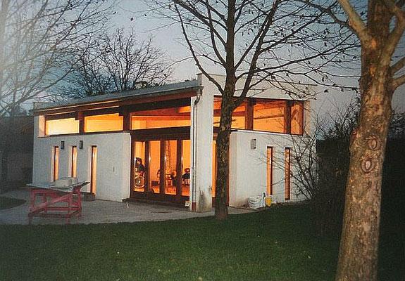 Ansicht Bildhauer Atelier, Kategorie: Neubau