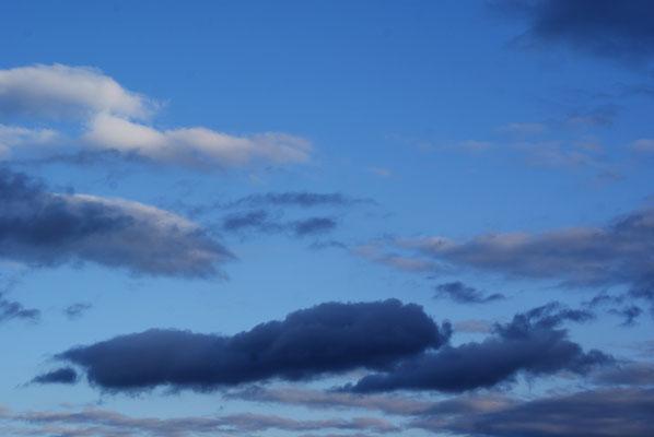 Wolken im Licht 7