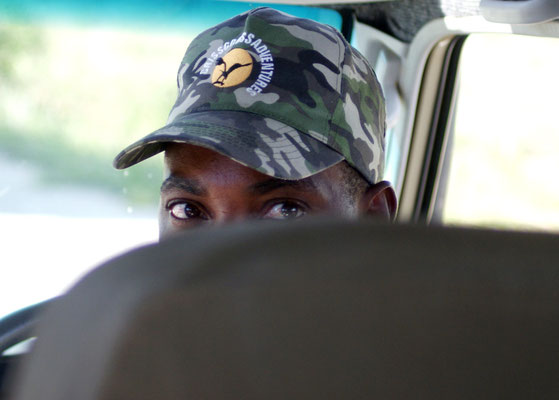 Ranger, Südafrika, 2017