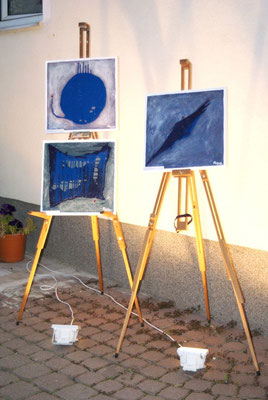 "Serie: ""Blue-blue"""