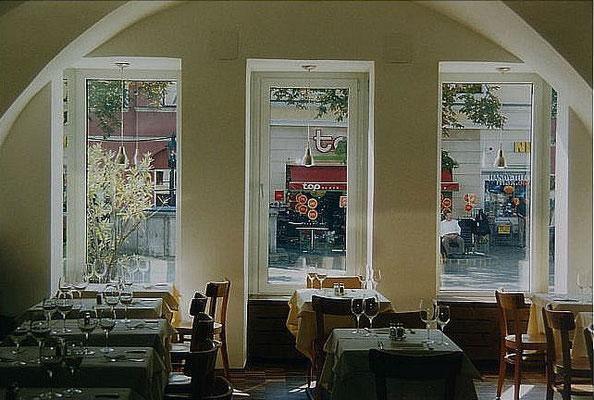 Innenraum Extra Stube Wirtshaus, Kategorie: Umbau