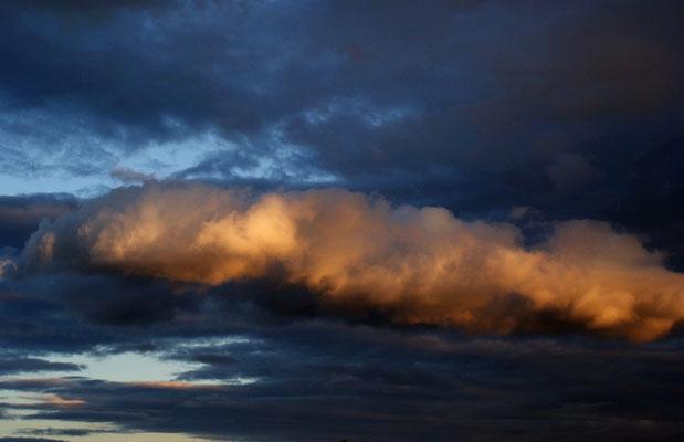 Wolken im Licht 4