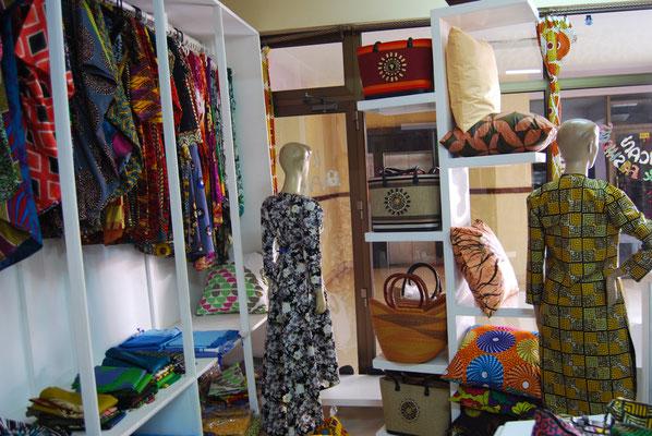 Tansanische Mode Moshi