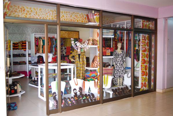 Afrikanische Mode Moshi